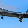 F22 Raptor - 325FW - 95FS - TY AF 05-4106 - RAF Lakenheath (April 2016)