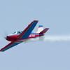 Pat Epps Flying the BEECH F33C