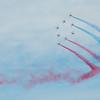 Patrouille de France aerobatic demonstration team, Paris Air Show 2015