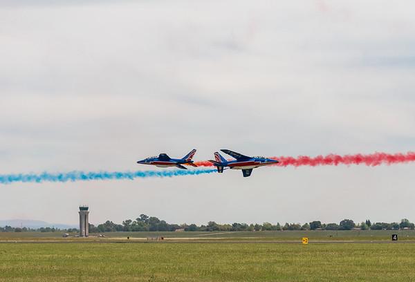 Patrouille de France Aerobatic Team