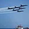 Blue Angels and Coast Guard