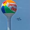 Pensacola Beach Welcomes Their Own Blue Angels