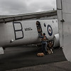 Avro Shackleton - WR963 - Timeline Event - Coventry Airport (February 2016)