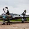 Hawker Hunter - T.7 XL565 - Bruntingthorpe (March 2017)