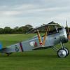 Nieuport 17 N1977 - Stow Maries (April 2017)