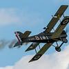 Royal Aircraft Factory SE5a G-BMDB F235 - Stow Maries (April 2017)