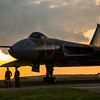Avro Vulcan B2 Bomber XL426 - Timeline Event - Southend Airport (April 2017)
