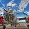 North American B-25J Mitchell. In The Mood