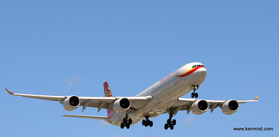 A340 Hainan Airlines