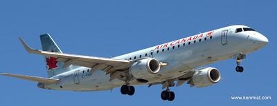 Air Canada Embraer ERJ-190-100IGW 190AR
