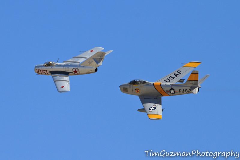 F-86 mig-15
