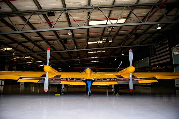Planes of Fame, Chino, California