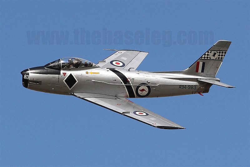 CAC Sabre Mk.31 VH-IPN