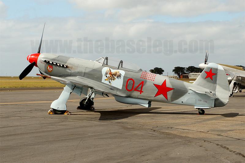 Yakolev Yak-9 VH-YIX