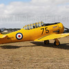 North American T-6D Texan VH-HVD