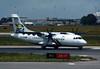 Portugalia ATR 42-600 CS-TRU, Lisbon Humberto Delgado airport, Wed 25 May 2016 - 1247.