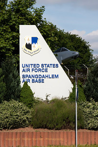 United States Air Force Spangdahlem Air Base.  The following aircraft are preserved (on Base, behind the fence): GA-10A (77-0264/SP); F-4E (66-0308/'69-0308'/SP); F-15A (74-0085/SP); F-16A (78-0057/'85-1552'/SP) F-105G (62-4446/SP)