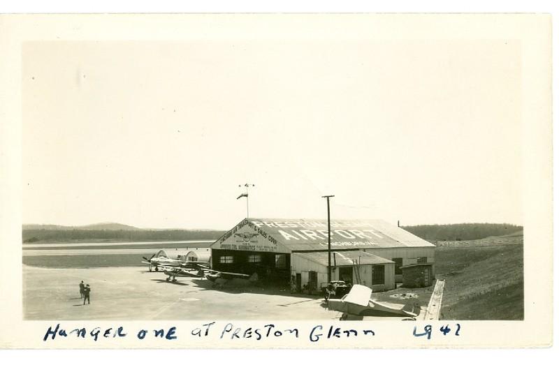 Preston Glenn Airport Hangar One (06326)