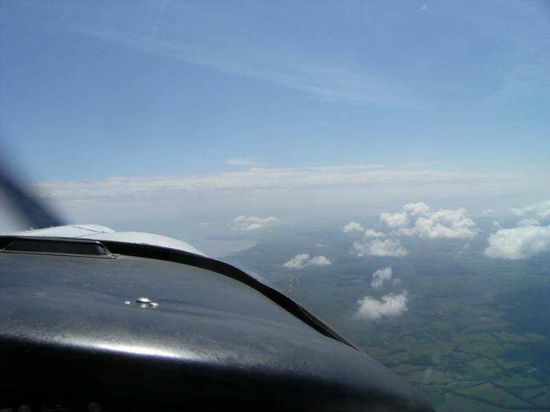 Approaching Wigton