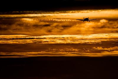 Cherokee Sunset
