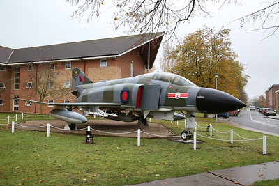 A private visit to RAF Coningsby, 15th November 2017