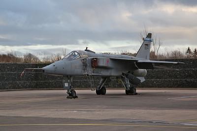 RAF SEPECAT Jaguar GR.3A, XZ117 - 08/03/18