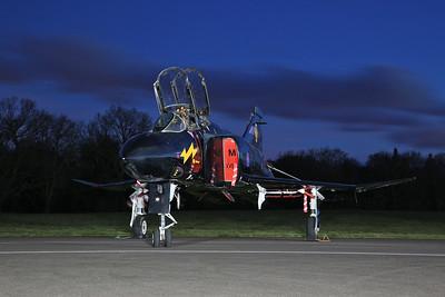 Threshold.aero RAF Cosford Nightshoot, 8th March 2018