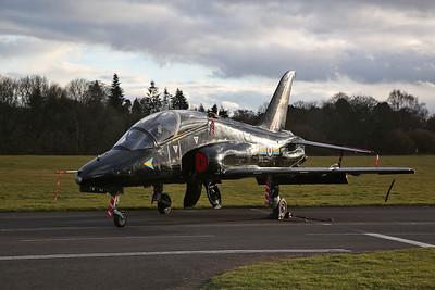 RAF Hawker Siddeley Hawk T.1A, XX335 - 08/03/18