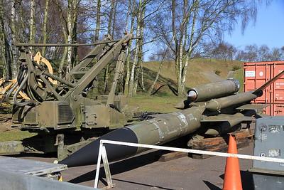 Bloodhound Mk.2 missile - 19/03/11.