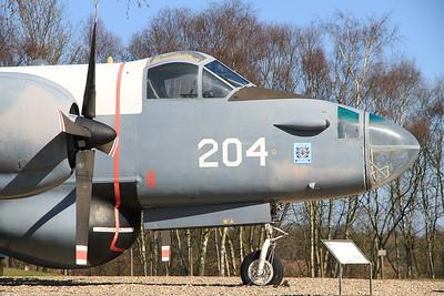 Lockheed P2V-7S / SP-2H Neptune 204 (ex-Dutch Navy) - 19/03/11.