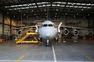 RAF BEe 146-200QC, ZE708 - 01/06/17.