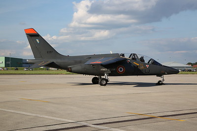 French Air Force Dassault-Dornier Alpha Jet, E137 / 705-LJ - 01/06/17.