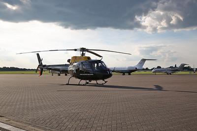 RAF Eurocopter AS.350BB Squirrel HT. 1, ZJ274 - 01/06/17.