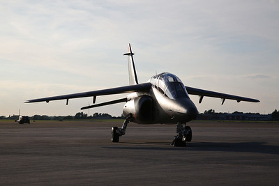 French Air Force Dassault-Dornier Alpha Jet, E163 / 705-RB - 01/06/17.