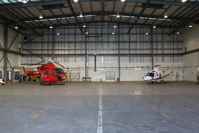 London Air Ambulance McDonnell Douglas MD-902 Explorer, G-LNDN & RAF Agusta Westland AW.109SP GrandNew, GZ100 / G-ZIOO - 01/06/17.