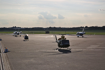 RAF Bell 412EP Griffin HT.1, ZJ237 - 01/06/17.