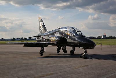 RAF BAe Hawk T.1A, XX285 / CK - 01/06/17.