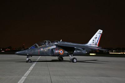 French AF Dassault-Dornier Alpha Jet E, E26 / 705-ND - 19/10/17