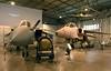 RAF Tornado F3 ZE934 & Jaguar GR1A XZ119 / FG, Scottish Museum of Flight, East Fortune, 29 September 2017 1.