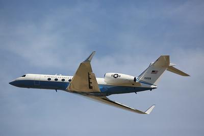 USAF Gulfstream C-37A, 01-0028 - 17/07/17