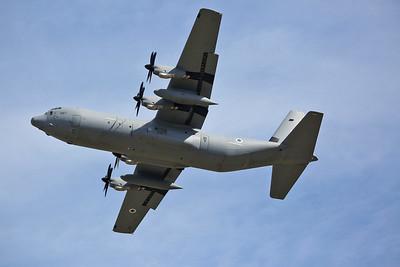 Isreali AF Lockheed C-130J-30 Hercules, 667 - 17/07/17
