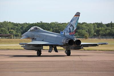 Luftwaffe Eurofighter Typhoon EF2000, 30+26 - 17/07/17