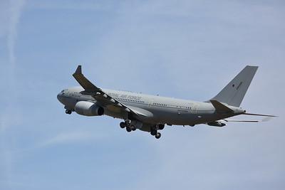 RAF Airbus KC3 Voyager (A330-243MRTT), ZZ334 - 17/07/17