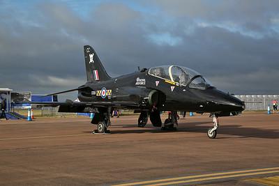 RAF BAe Hawk T.1A, XX191 / CC, on static display - 16/07/17