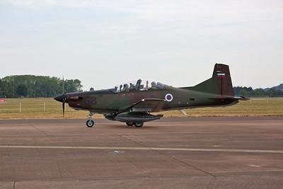 Slovenian AF Pilatus PC-9M Swift, L9-68 - 16/07/18