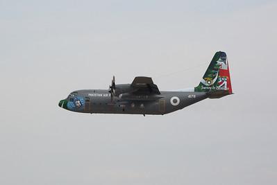 Pakistan AF Lockheed C-130H Hercules, 4178 - 16/07/18