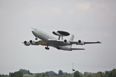 The Royal International Air Tattoo, RAF Fairford,  Departure Day, 16th July 2018