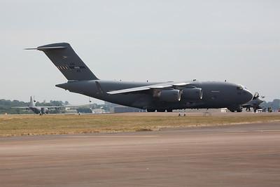 NATO Boeing C-17 Globemaster III, 08-0003 - 16/07/18