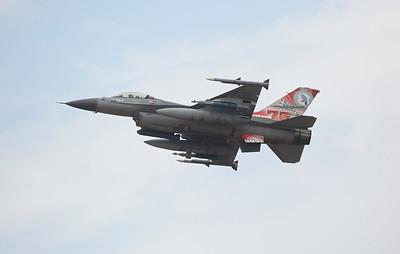 Royal Netherlands AF General Dynamics F-16AM Fighting Falcon, J-879 - 16/07/18