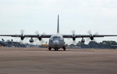 Austrian AF Lockheed C-130K Hercules, 8T-CA - 16/07/18